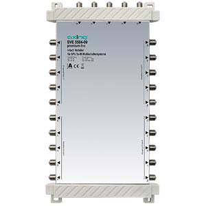Axing SAT-Verteiler AXING SVE550409