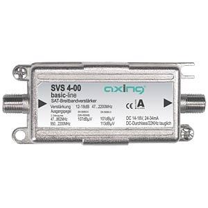 SAT Breitbandverstärker, Leitungsverstärker 18 dB AXING SVS00400