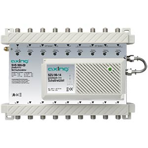 Headamplifier 9 in 9 AXING SVS99009