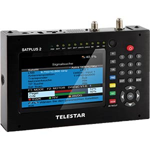Digital Combo Measuring Receiver TELESTAR 5401252