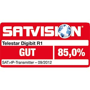 HDTV SAT-to-IP Router TELESTAR 5310440