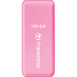 Card Reader, extern, USB 3.0, SD, microSD TRANSCEND TS-RDF5R
