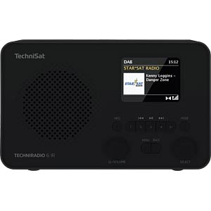TSAT 0000/3961 - DAB+/UKW/Internetradio mit Bluetooth-Audiostreaming