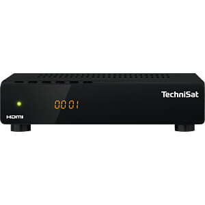 Receiver, DVB-S2, Free-to-Air TECHNISAT 0000/4811