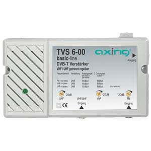 DVB-T amplifier 24dB AXING TVS00600