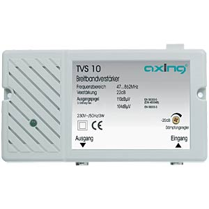 Axing broadband amplifier AXING TVS01000
