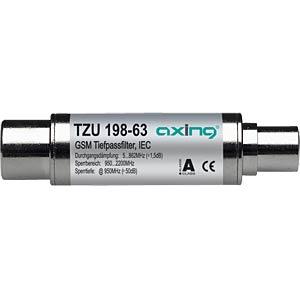 Tiefpassfilter für DVB-T Empfangsgeräte AXING TZU19863