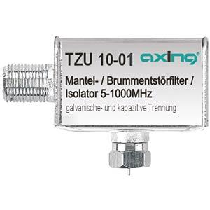 Mantelstroom- en bromontstoringsfilter AXING TZU01001