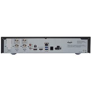 Sat-Receiver UHD 2x DVB-S2 FBC Twin Tuner VU+ 13000-574
