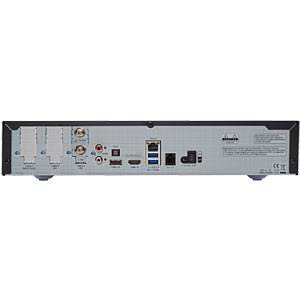 Receiver, SAT, DVB-S2, Linux, UHD VU+ 13000-579