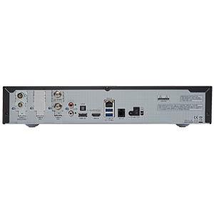 Sat-Receiver UHD 1x DVB-S2/1x DVB-C Tuner VU+ 13000-584