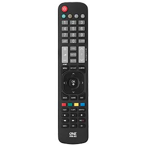 LG replacement remote control ONE FOR ALL URC1911