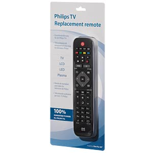 Philips TV Replacement remote ONE FOR ALL URC1913