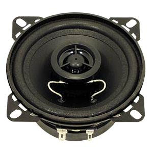Lautsprecher, Koaxial System, 100 mm, 30 W VISATON 4600