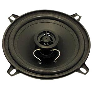 Lautsprecher, Koaxial System, 130 mm, 30 W VISATON 4603
