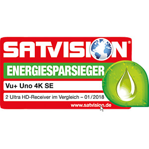 Receiver, SAT, DVB-S2 Twin FBC, Linux, UHD VU+ 13120-200
