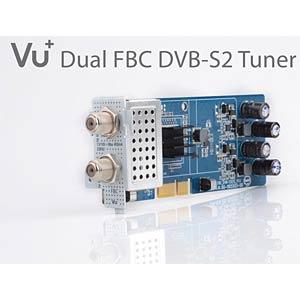 Twin Tuner, DVB-S2, FBC VU+