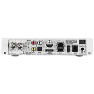 Sat-Receiver, 1x DVB-S2 Tuner, weiß VU+ 12752-540