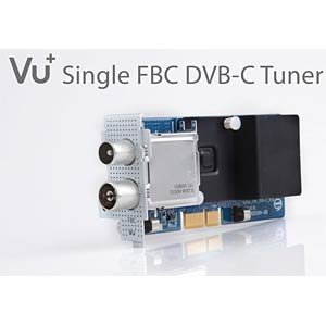 Twin Tuner, DVB-C, FBC VU+ 12998