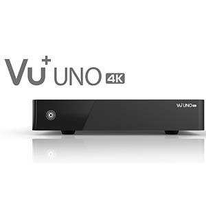 Sat-Receiver UHD DVB-S2 FBC Twin Tuner VU+ 13008