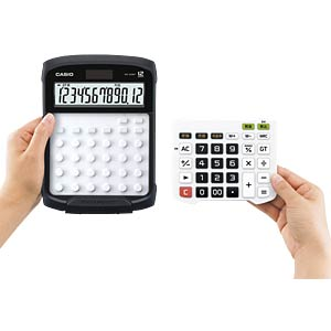 Water-protected calculator CASIO WD-320MT