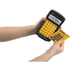 Water-protected calculator CASIO WM-320MT