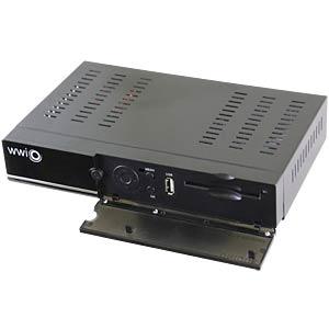Linux satellite receiver WWIO WUNIQ011AWB