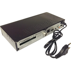Receiver, Kabel, DVB-C, HDTV, CI+ XORO SAT100517