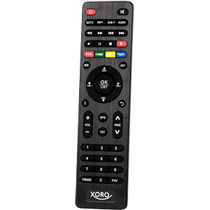 DVB-S2 Free-to-Air Receiver XORO SAT100488