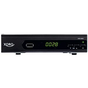 DVB-S2 Free-to-Air Receiver XORO SAT100489