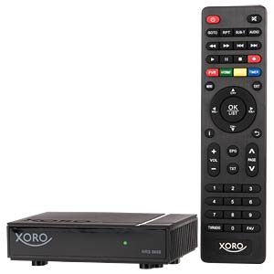 DVB-S2 Free-to-Air Receiver XORO SAT100558