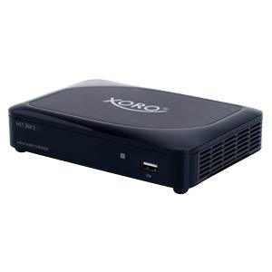 Receiver, SAT, DVB-S2, Android, UHD XORO XOR400606