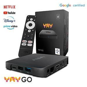 YAY GO BOX - Streaming Box