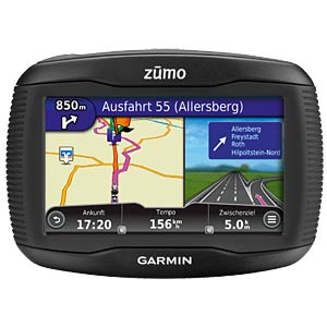 Motorcycle navigation system / 45 countries GARMIN 010-01186-01