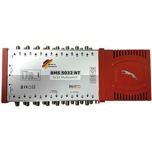 Multischalter 5in32 mit Netzteil BAUCKHAGE BMS 5032 NT