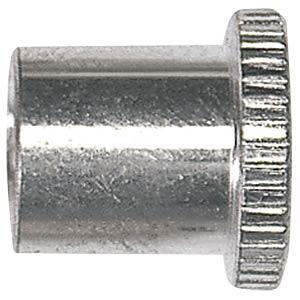 Endwiderstand für Antennendosen, 75 Ohm, IEC-Stecker AXING CKA00600