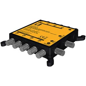 cascadable Unicable II switch with 32 UBs INVERTO IDLU-UST110-CUO1O-32P