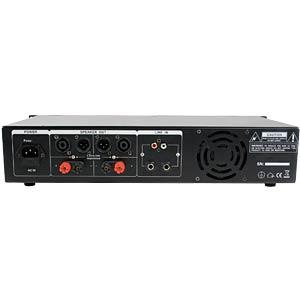 Stereo PA-Verstärker 2x 300 W KÖNIG PA-AMP6000-KN