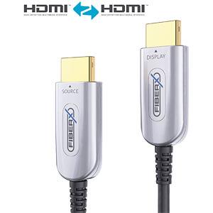 FiberX Serie HDMI 4K Glasfaser Extender Kabel 100m PURELINK FX-I350-100