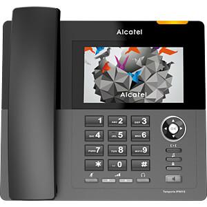 VoIP Telefon, schnurgebunden, schwarz ALCATEL HOME & BUSINESS ATL1415551