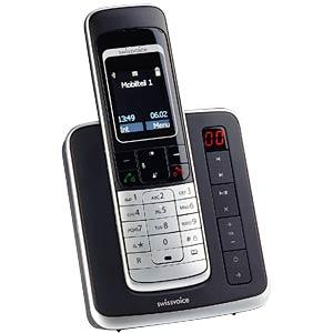 Schnurloses Analog-Telefon (DECT) mit AB SWISSVOICE 20407204
