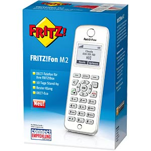 AVM FRITZ!Fon M2-Komforttelefon für FRITZ!Box AVM 20002511