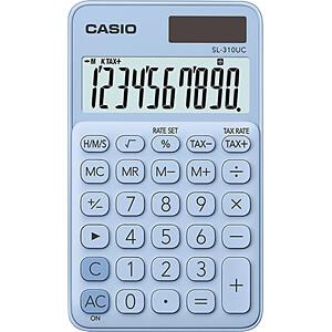 CASIO SL310UC-LB - Casio Taschenrechner