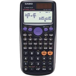 Wissenschaftlicher Schulrechner CASIO FX-85DE PLUS