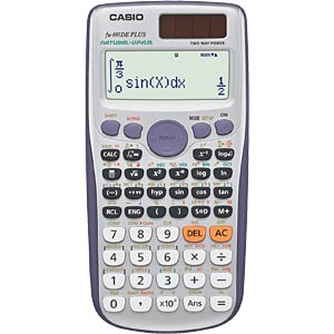 Scientific school calculator CASIO FX-991DE PLUS