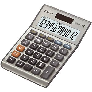 Desk calculator CASIO MS-120BM