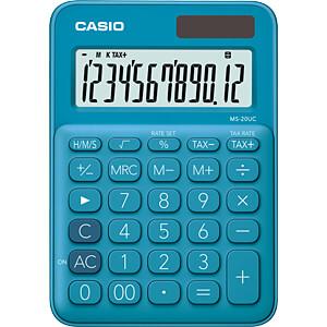 CASIO MS20UC-BU - Casio Tischrechner