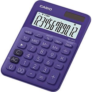 CASIO MS20UC-PL - Casio Tischrechner