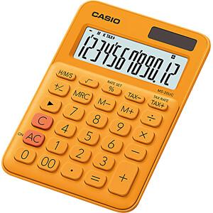 CASIO MS20UC-RG - Casio Tischrechner