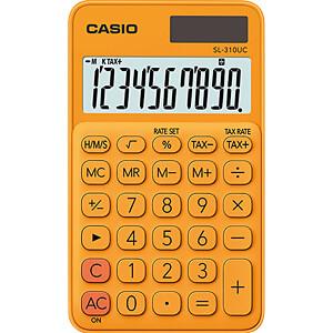 CASIO SL310UC-RG - Casio Taschenrechner